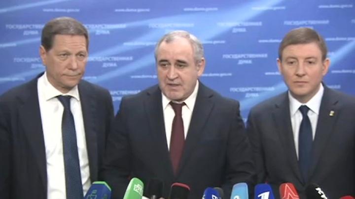Единороссы поддержали кандидатуру Мишустина на пост премьера