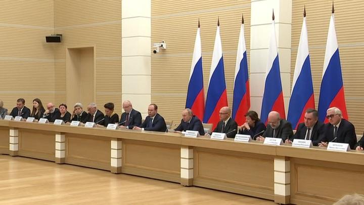 Путин: у кого-то всегда возникает соблазн поуправлять Россией со стороны
