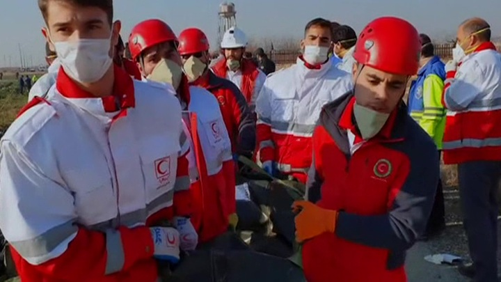 МИД Канады потребовал от Ирана компенсации за гибель пассажиров Боинга