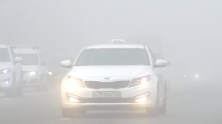 Туман, гололед и ветер: плохая погода стала причиной десятков аварий по всей стране