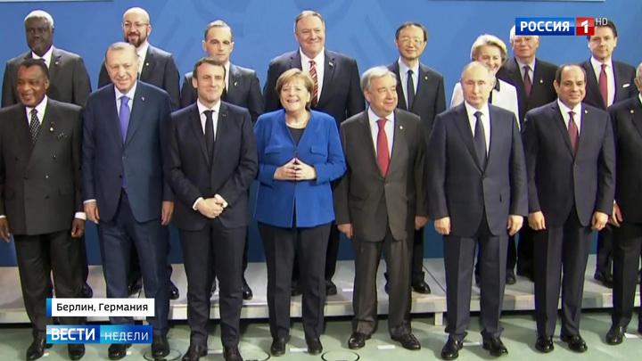 Путин может вернуть Меркель в основной состав глобальных игроков