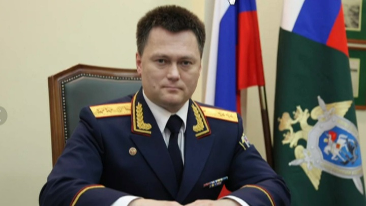 На должность генпрокурора Путин предложил Игоря Краснова