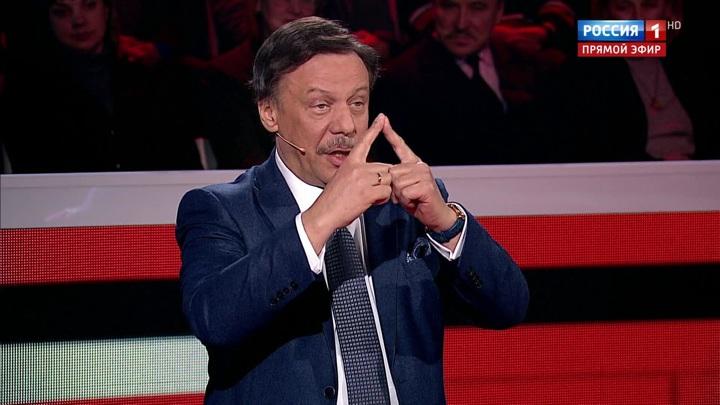 Вечер с Владимиром Соловьевым. Эфир от 20 января 2020 года