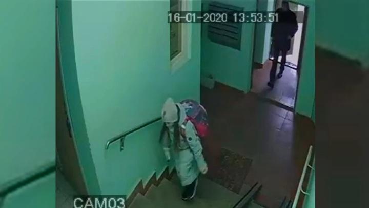 Школьница ловко обвела вокруг пальца преследовавшего ее мужчину