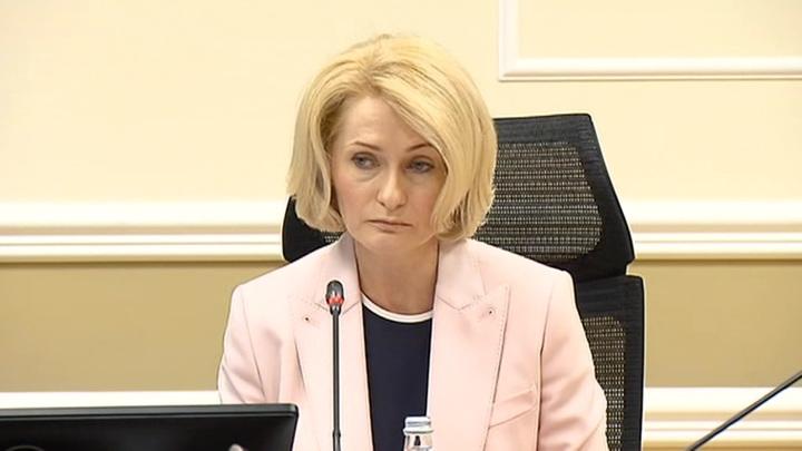 Вице-премьер Абрамченко обозначила круг задач Минприроды