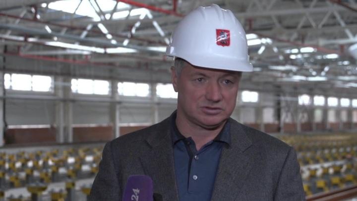 Московский строитель Марат Хуснуллин выходит на федеральный простор