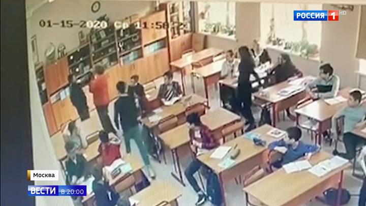 Мальчик, избивший учительницу за порванный наушник, был странным с первого класса