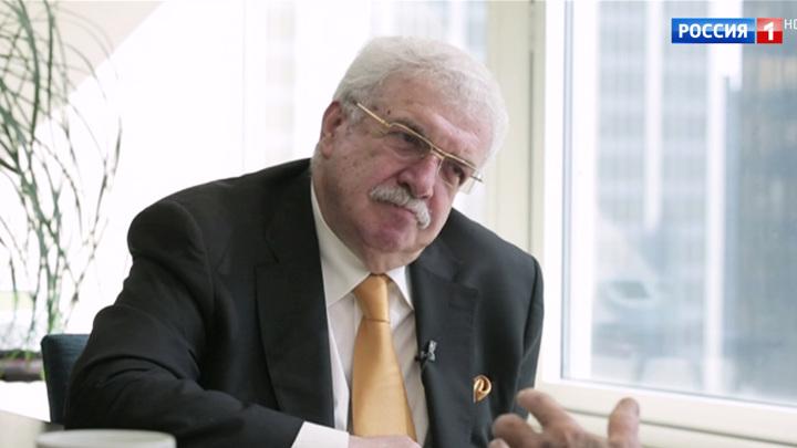 Михаил Гусман отмечает 70-летний юбилей