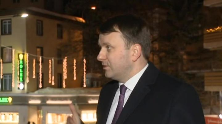 Максим Орешкин: основной темой в Давосе стало глобальное изменение климата