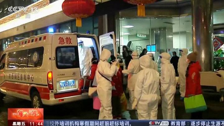 Из-за коронавируса год Крысы пришел в Китай без масштабного празднования