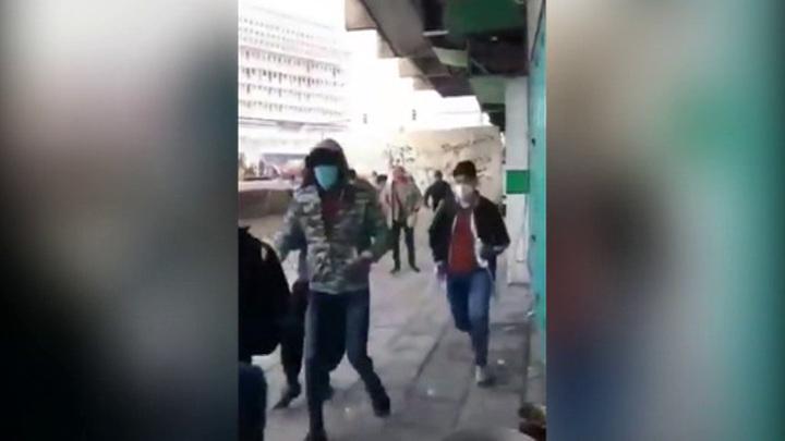 В Багдаде открыли огонь по протестующим