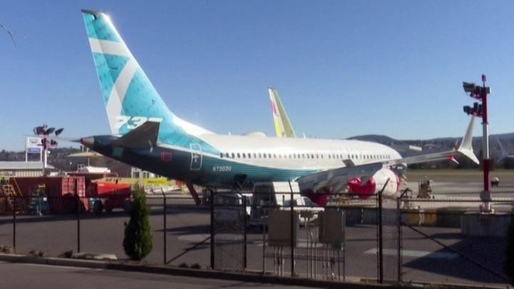 """Самолет - новый, проблемы - старые. """"Боинг"""" поднял в небо новую модель 777Х"""
