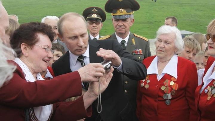 20 лет на вершине: Кремль опубликовал очередную серию материалов о Путине