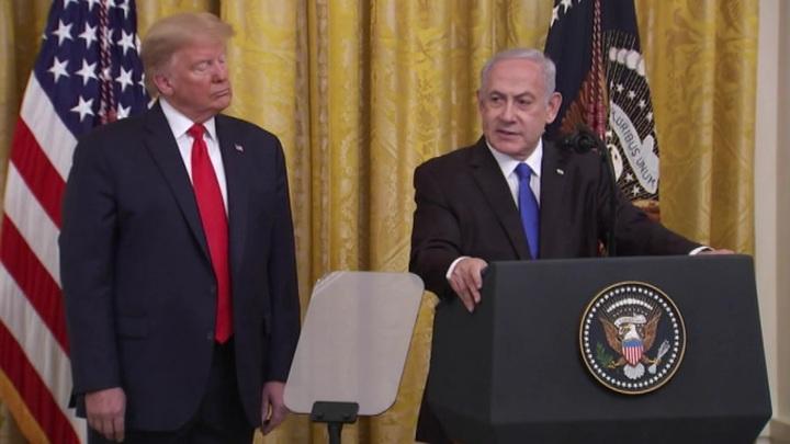 Трамп и Нетаньяху договорились без Палестины