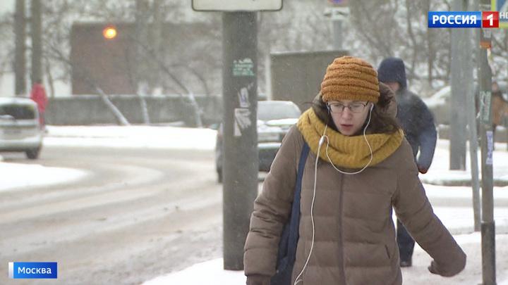 Москвичам обещают новый снегопад