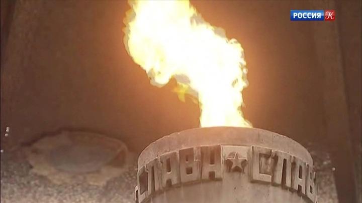 В Волгограде отметили 77-ю годовщину победы в битве за Сталинград