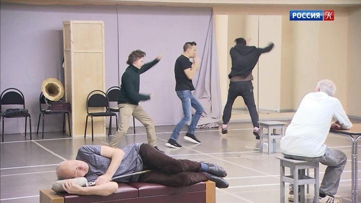 В Театре на Малой Бронной — премьера детского спектакля «Лунная Масленица»