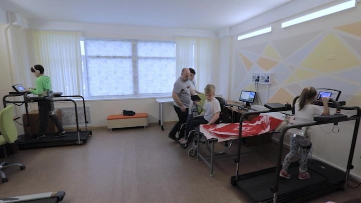 Детская клиника. Специальный репортаж Екатерины Сандерс