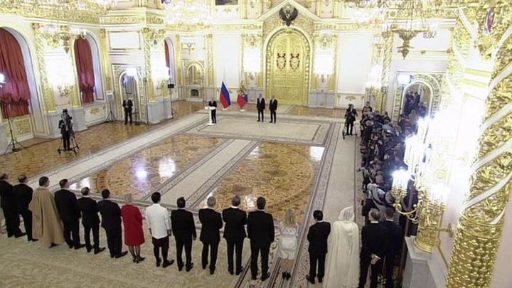 В России сменились послы пяти постоянных членов Совбеза ООН
