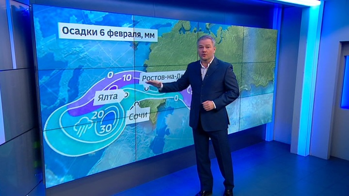 """Погода 24"": циклон ""Петра"" усиливает натиск на Россию"