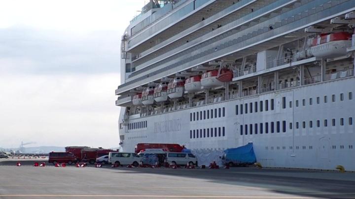 Третий круизный лайнер попал в карантин из-за вируса