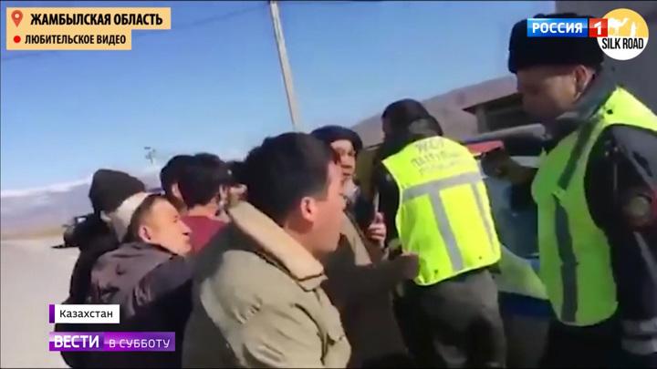 Столкновения в Казахстане: ситуация под контролем