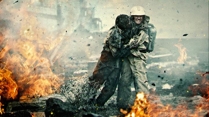 """Постер фильма """"Чернобыль: Бездна"""""""