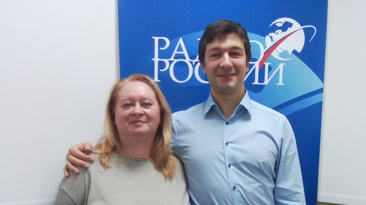 Ирина Ушанова и Константин Шамрай