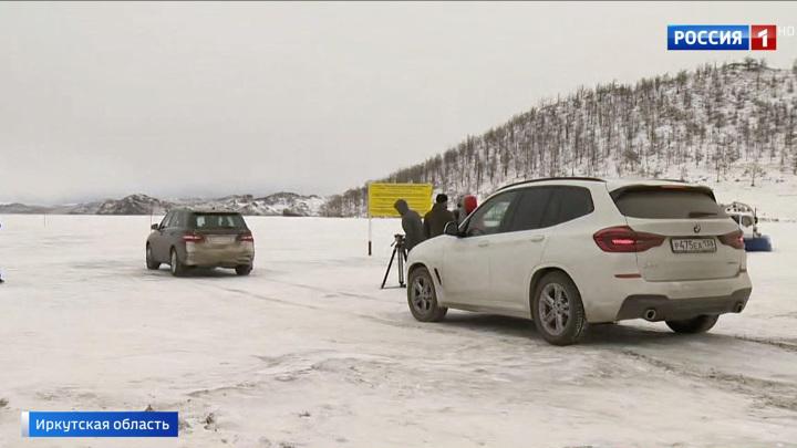 Дорога открыта: теперь на Байкале на остров Ольхон можно попасть по ледовой переправе