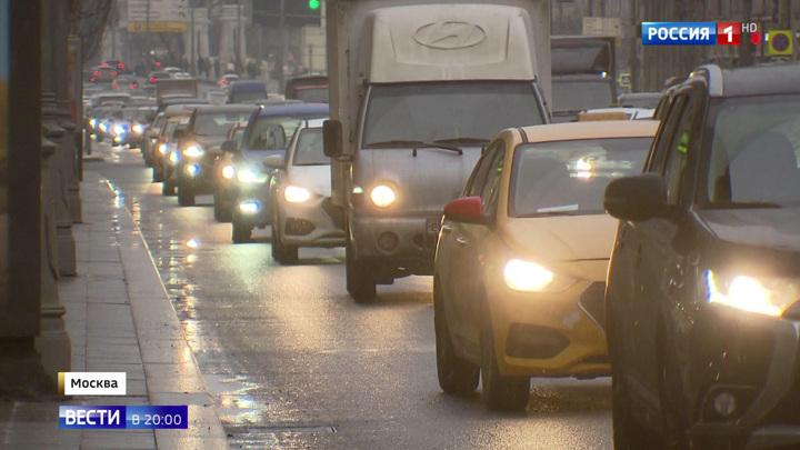 Столичные улицы сбавят темп: скорость движения ограничат до 50 километров в час