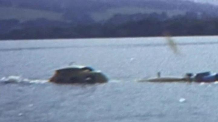 Тысяча первая тайна озера Лох-Несс: в Шотландии сфотографировали загадочный скелет неизвестного существа