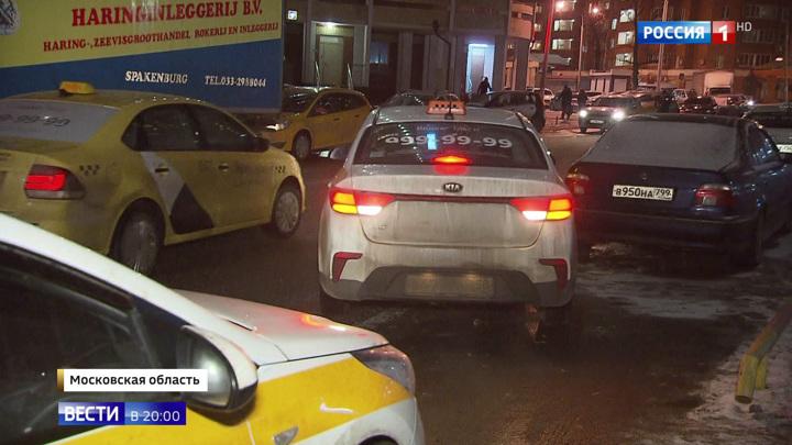 Припарковаться не получается: в Одинцове машины каршеринга заполонили дворы