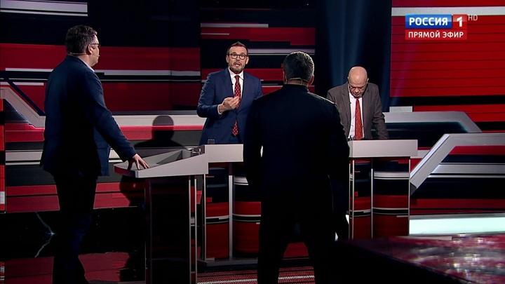 Вечер с Владимиром Соловьевым. Эфир от 13 февраля 2020 года