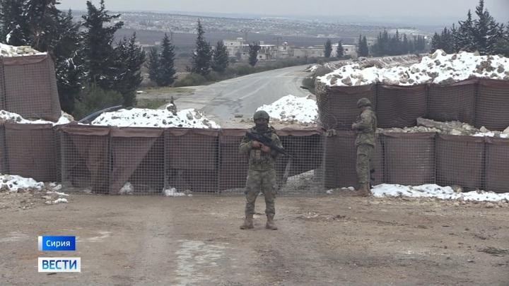 Правительственные войска освободили значительные территории в Сирии