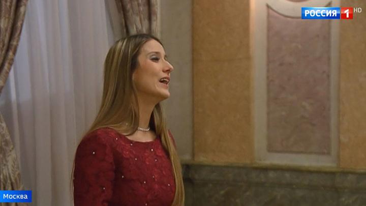 В посольстве Италии в Москве прошел оперный вечер