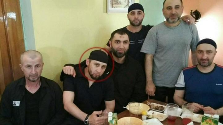 """Ужин убийцы Немцова в иркутской колонии был """"законным"""""""