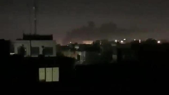 У посольства США в Багдаде разорвались несколько ракет