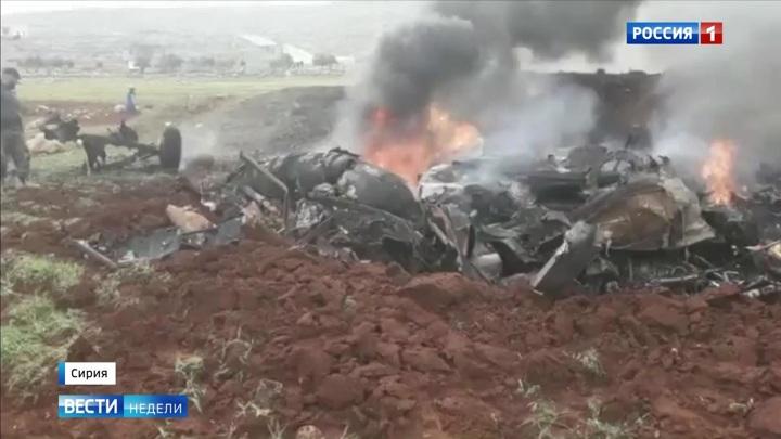 Идлиб: турецкий вызов Дамаску