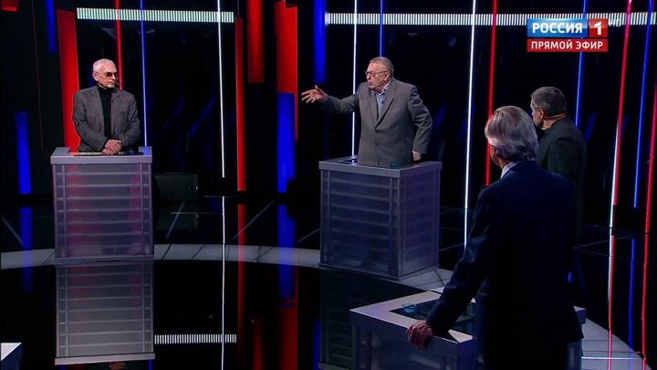 Вечер с Владимиром Соловьевым. Эфир от 16 февраля 2020 года