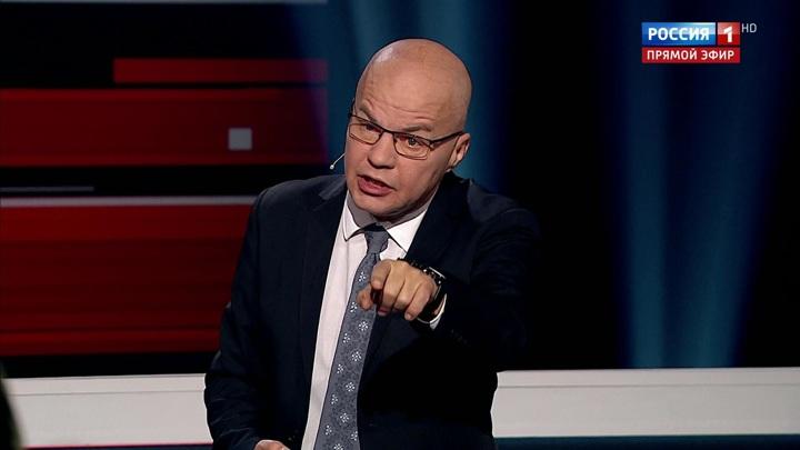 Вечер с Владимиром Соловьевым. Эфир от 18 февраля 2020 года