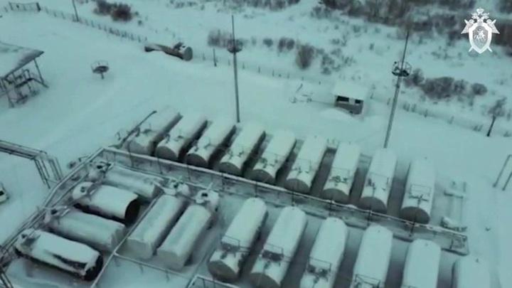 Под Новосибирском пресекли незаконную деятельность подпольного НПЗ