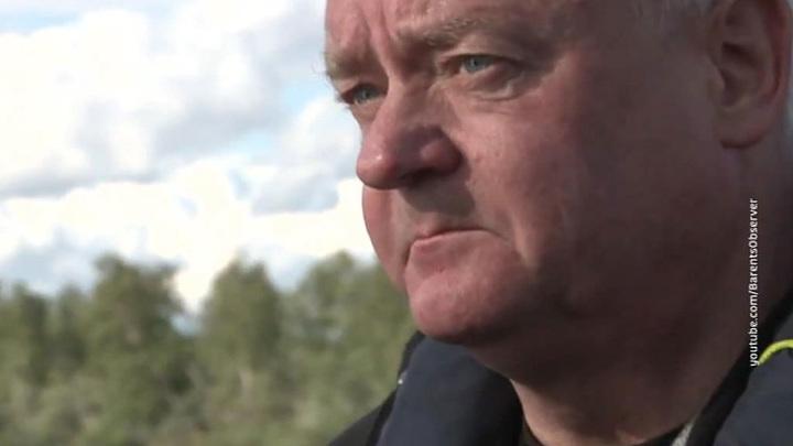 Фруде Берг обвинил норвежские спецслужбы в своих злоключениях в России