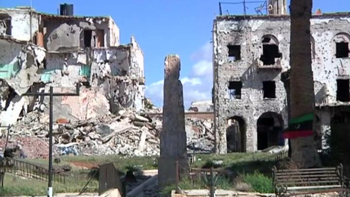 Шойгу встретился с Хафтаром. Военачальники обсудили ситуацию в Ливии