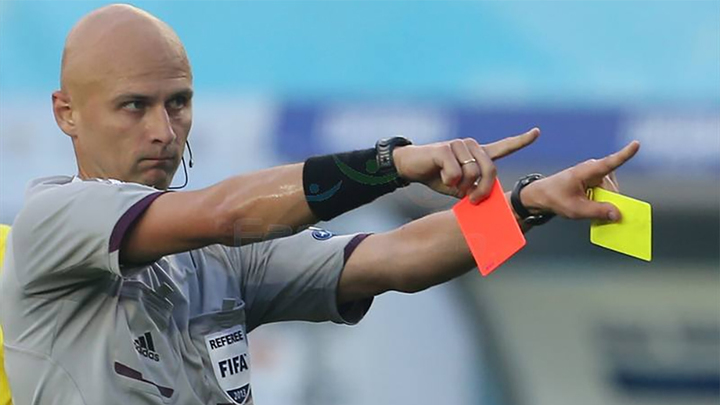 Сергей Карасев назначен арбитром на матч Лиги чемпионов