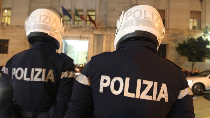 """На Сицилии арестованы наркоторговцы """"Коза ностры"""""""