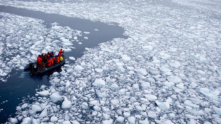 Антарктическаястратегия: премьер утвердил дорожную карту
