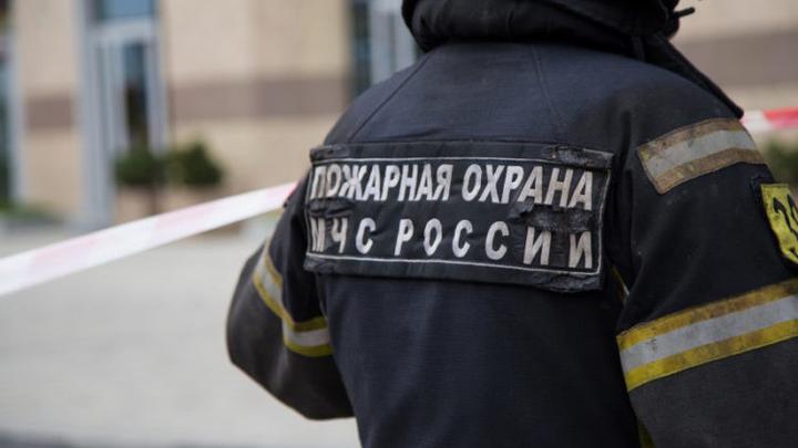 Три человека пострадали при пожаре в хостеле в Новосибирске