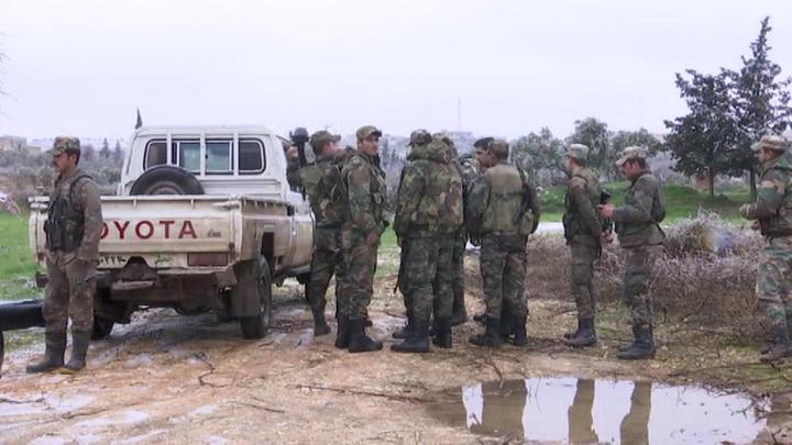 В Идлибе погибли трое сирийских военных