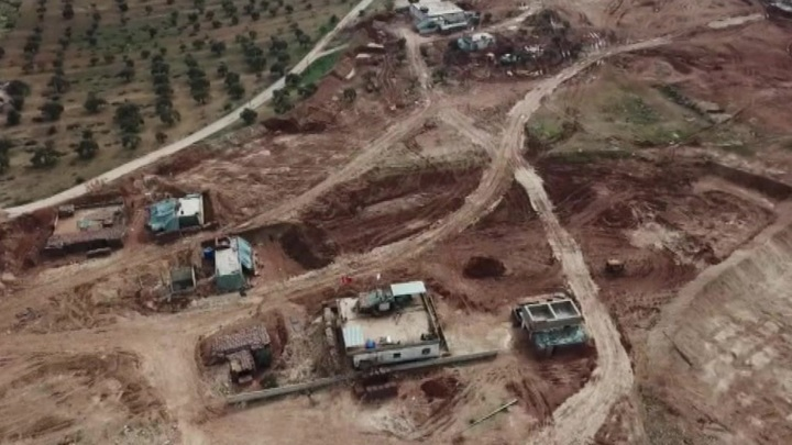 Сирийская армия будет сбивать все объекты над Идлибом