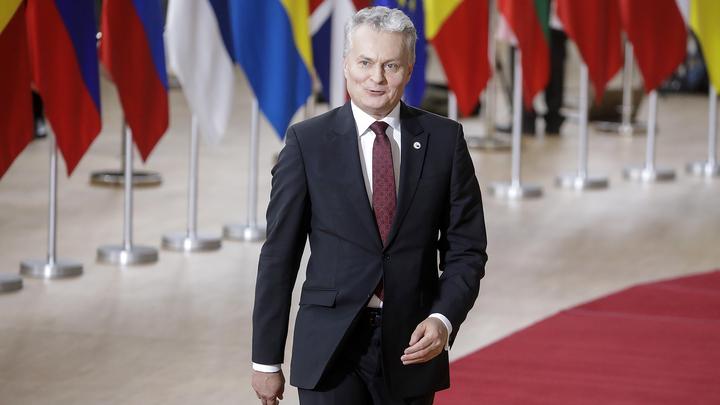 Президент Литвы пообещал не допустить в республике усыновления однополыми парами